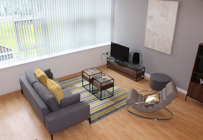 Apartment in Glasgow - Herald Apartment - Merchant City, Parking available