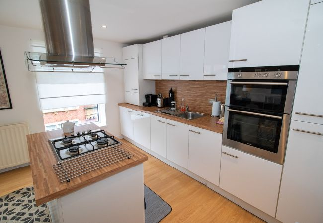 Apartment in Glasgow - Metropole Apartment - Parking available